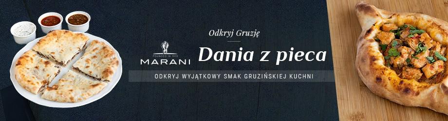 Dania z pieca