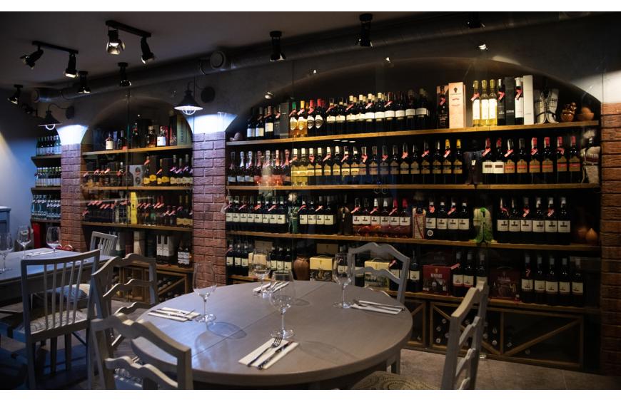 Restauracja, Winiarnia Gruzińska - jedzenie na wynos, wino gruzińskie, chaczapuri Ursynów
